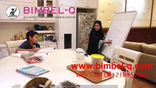 Guru Privat Datang ke Rumah di Pondok Indah