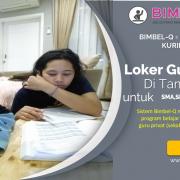 LOKER GURU PRIVAT TAMAN SARI JAKARTA BARAT