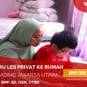 GURU LES PRIVAT DI KELAPA GADING JAKARTA UTARA : INFO BIMBEL PRIVAT