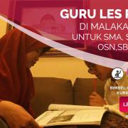 GURU LES PRIVAT MALAKA SARI JAKARTA TIMUR : INFO BIMBEL