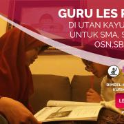 GURU LES PRIVAT DI UTAN KAYU UTARA JAKARTA TIMUR : INFO BIMBEL PRIVAT