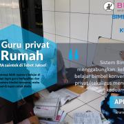 LOKER GURU DI TEBET JAKARTA SELATAN : INFO GURU BIMBEL PRIVAT