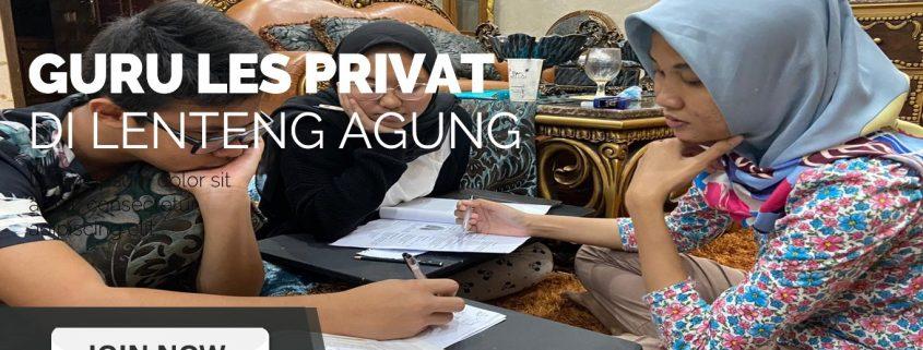 GURU LES PRIVAT DI LENTENG AGUNG JAKARTA SELATAN : INFO BIMBEL PRIVAT