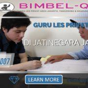 GURU LES PRIVAT DI JATINEGARA JAKARTA TIMUR : INFO BIMBEL PRIVAT / SEMI PRIVAT