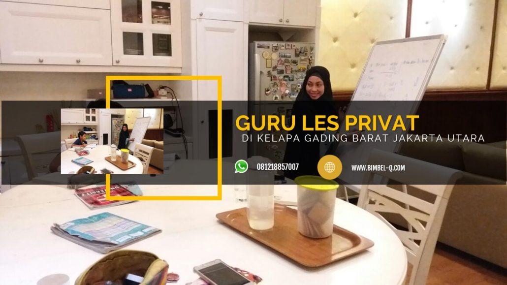 GURU LES PRIVAT DI KELAPA-GADING BARAT JAKARTA UTARA : INFO BIMBEL PRIVA