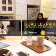GURU LES PRIVAT DI KELAPA GADING BARAT JAKARTA UTARA : INFO BIMBEL PRIVA