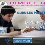 GURU LES PRIVAT DI KEMANGGISAN JAKARTA BARAT : INFO BIMBEL PRIVAT / SEMI PRIVAT