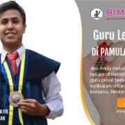 GURU LES PRIVAT DI PAMULANG TIMUR : INFO BIMBEL PRIVAT / SEMI PRIVAT