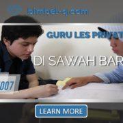 GURU LES PRIVAT DI SAWAH BARU TANGERANG SELATAN : INFO BIMBEL PRIVAT / SEMI PRIVAT