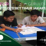 GURU LES PRIVAT DI TEBET TIMUR JAKARTA SELATAN : INFO BIMBEL PRIVAT / SEMI PRIVAT