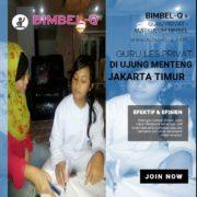 GURU LES PRIVAT DI UJUNG MENTENG JAKARTA TIMUR : INFO BIMBEL PRIVAT / SEMI PRIVAT