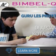 GURU LES PRIVAT DI ARCAMANIK KOTA BANDUNG : INFO BIMBEL PRIVAT / SEMI PRIVAT