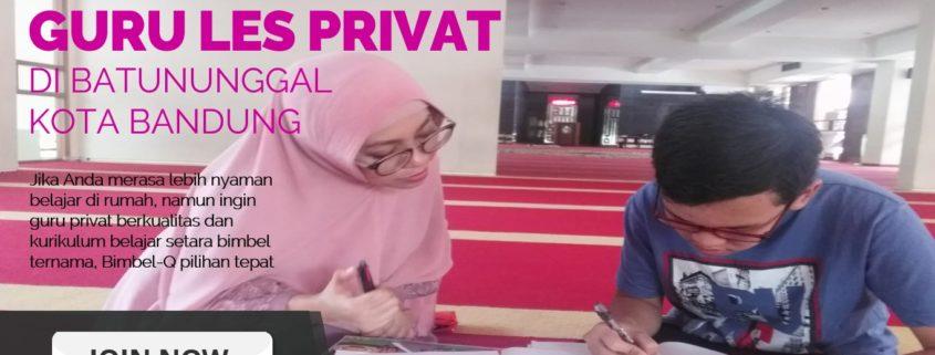 GURU LES PRIVAT DI BATUNUNGGAL KOTA BANDUNG : INFO BIMBEL PRIVAT / SEMIPRIVAT