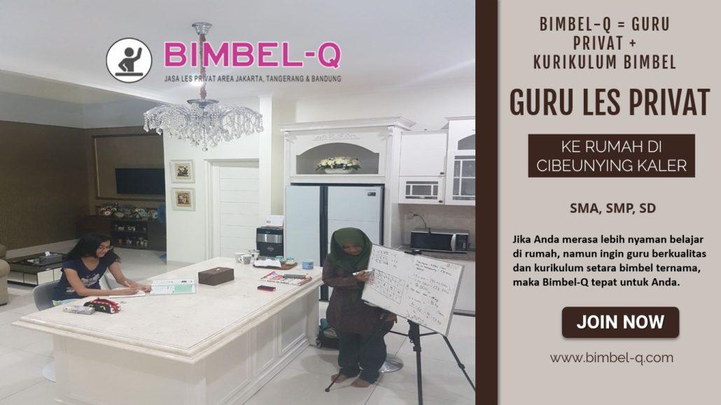 GURU LES PRIVAT DI CIBEUNYING KALER KOTA BANDUNG : INFO BIMBEL PRIVAT / SEMIPRIVAT