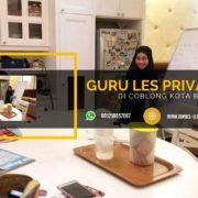 GURU LES PRIVAT DI KECAMATAN COBLONG KOTA BANDUNG : INFO BIMBEL PRIVAT / SEMI PRIVAT