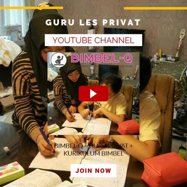 GURU LES PRIVAT DI KOTA CIMAHI JAWA BARAT : INFO BIMBEL PRIVAT / SEMI PRIVAT