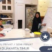 LOKER GURU DI JAKARTA TIMUR : INFO LOWONGAN GURU PRIVAT / SEMI PRIVAT KE RUMAH