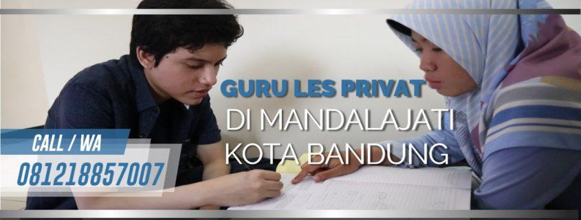 GURU LES PRIVAT DI MANDALAJATI KOTA BANDUNG : INFO BIMBEL PRIVAT / SEMI PRIVAT