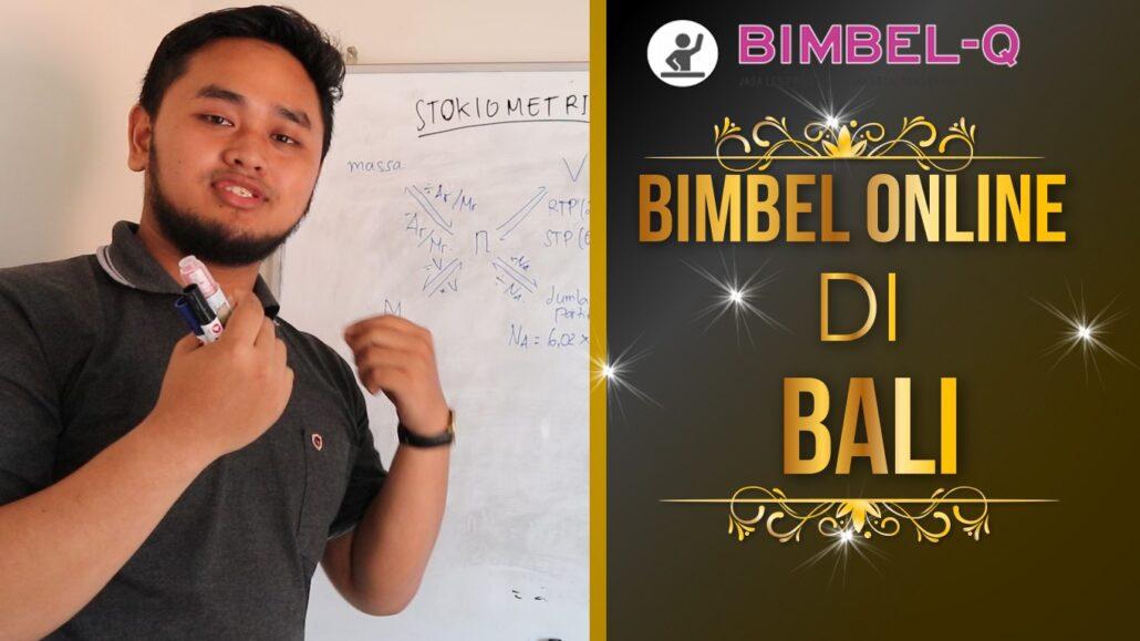 BIMBEL ONLINE DI BALI 081218857007