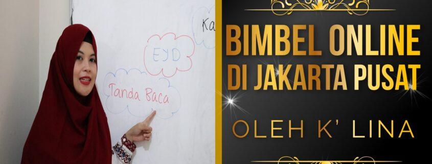 BIMBEL ONLINE JAKARTA PUSAT 081218857007