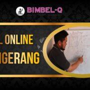 BIMBEL ONLINE DI TANGERANG 081218857007