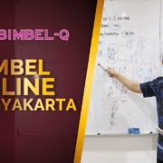 BIMBEL ONLINE DI YOGYAKARTA 081218857007