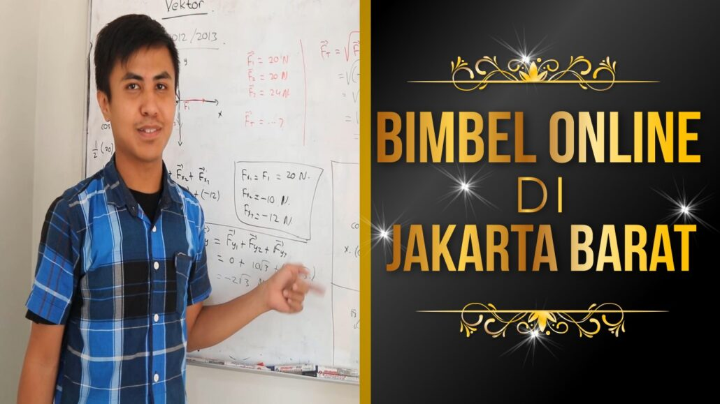 BIMBEL ONLINE JAKARTA BARAT 081218857007