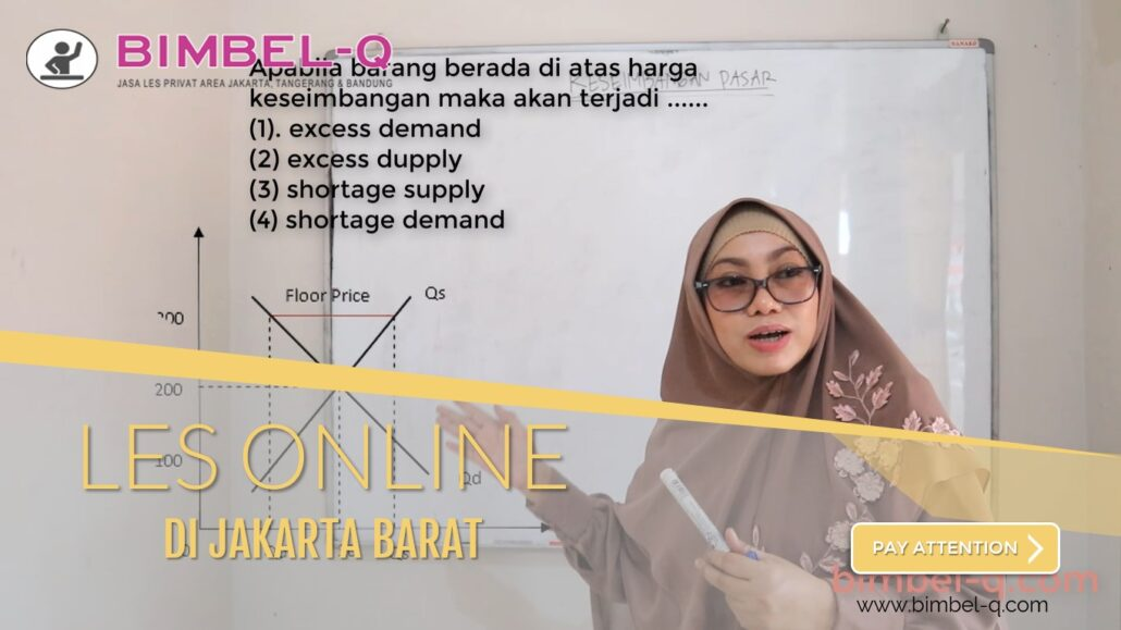 LES ONLINE JAKARTA BARAT 081218857007