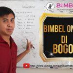 BIMBEL ONLINE DI BOGOR 081218857007