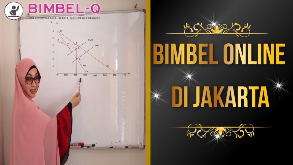 BIMBEL ONLINE DI JAKARTA 081218857007