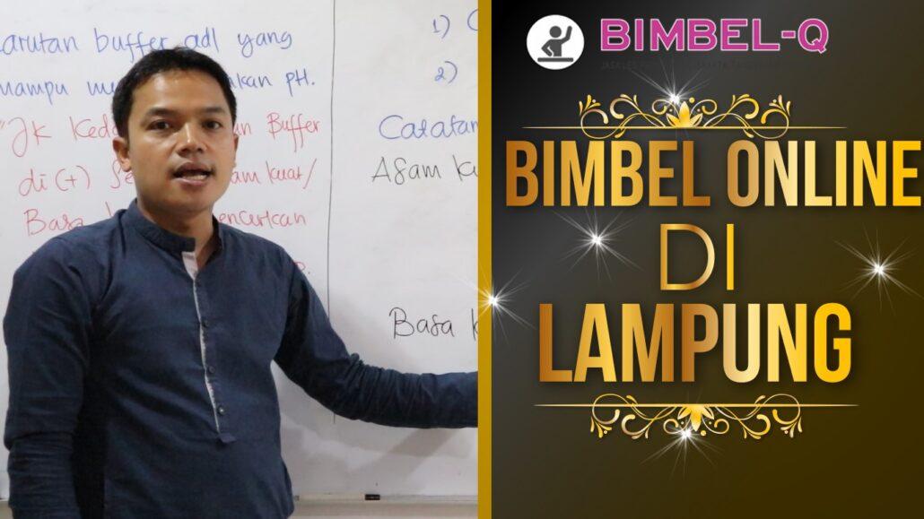 BIMBEL ONLINE DI LAMPUNG 081218857007