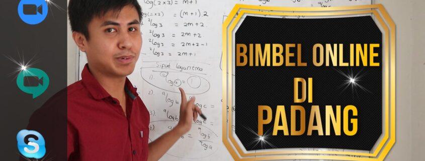 BIMBEL ONLINE DI PADANG 081218857007