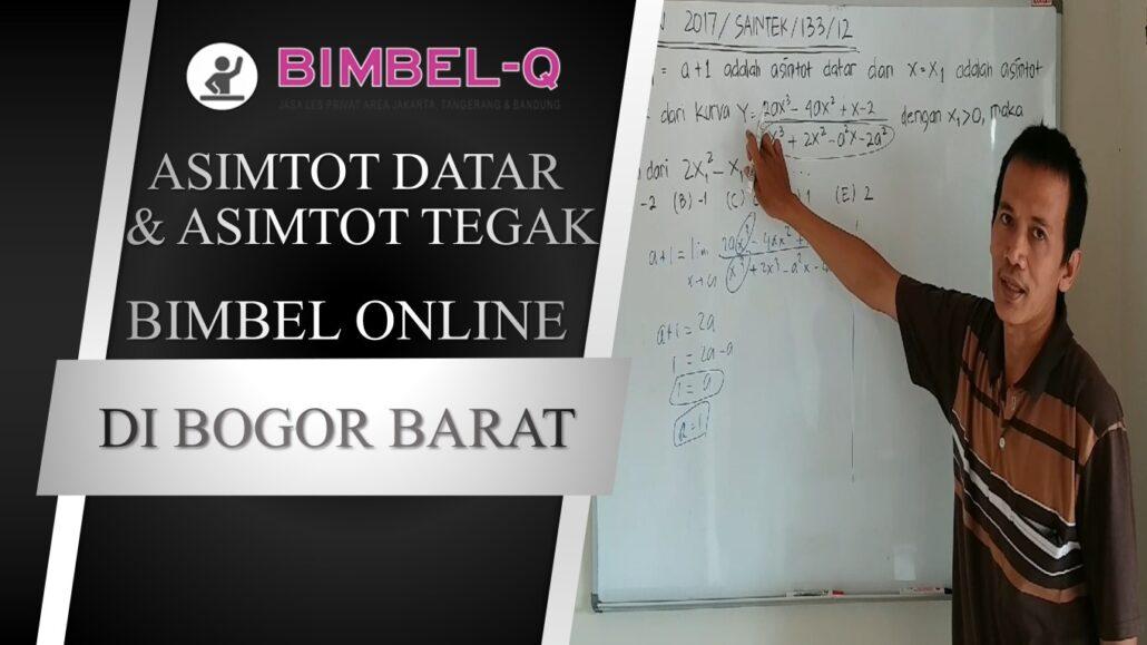DI BOGOR BARAT 081218857007LES ONLINE