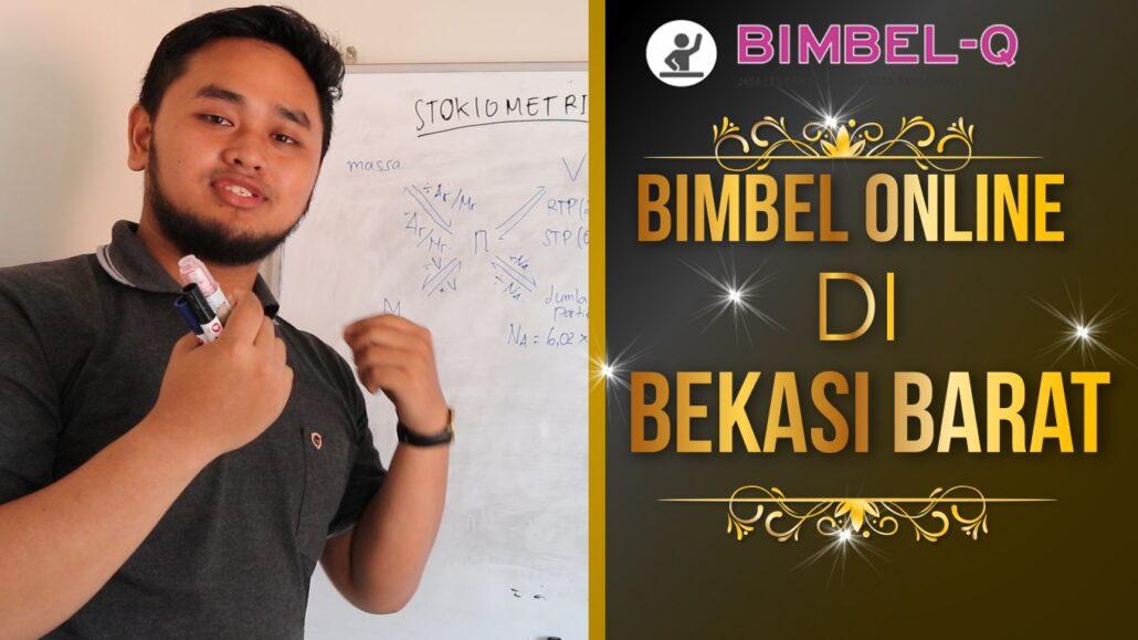 BIMBEL ONLINE DI BEKASI BARAT 081218857007