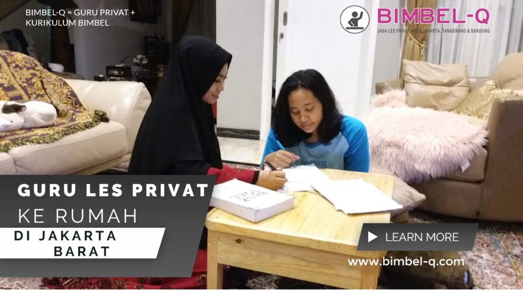 GURU LES PRIVAT DI JAKARTA BARAT