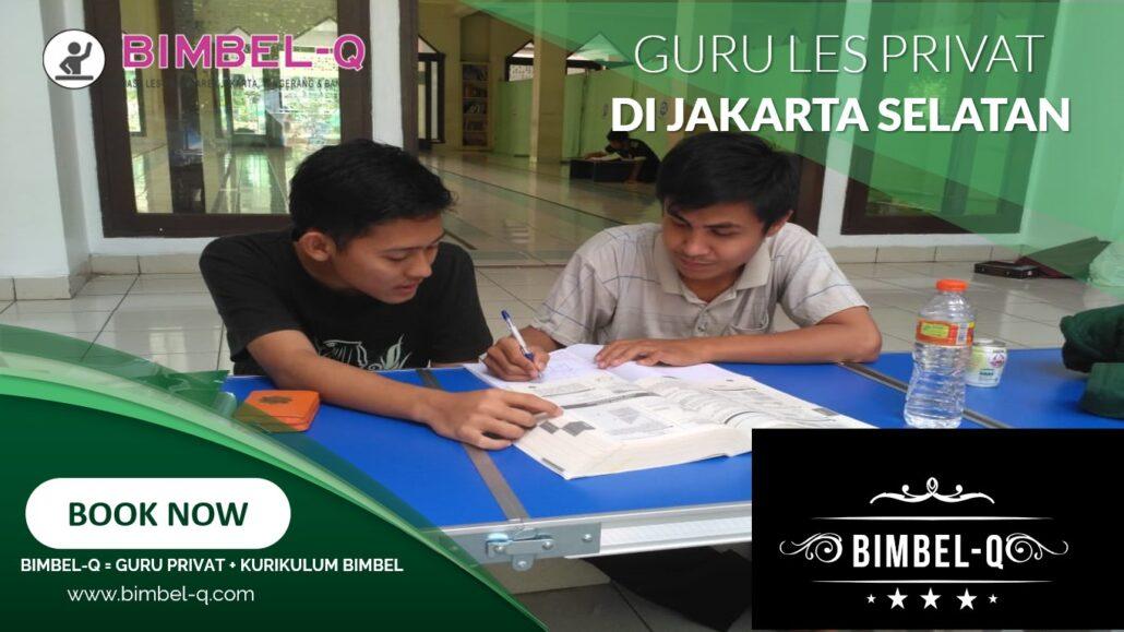 GURU LES PRIVAT DI JAKARTA SELATAN