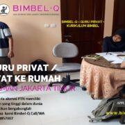 LOKER GURU PRIVAT DI MATRAMAN JAKARTA TIMUR